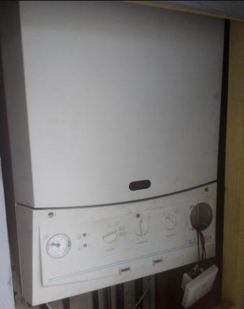gas boiler installation cost Swalwell